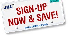 Sign-Up Now & Save!