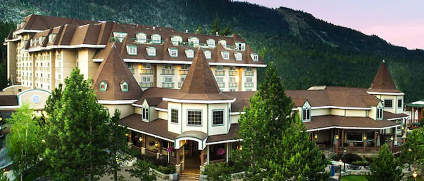 Lake Tahoe Resort Hotel - Lake Tahoe, California