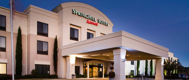Marriott's SpringHill Suites, Savannah, Georgia