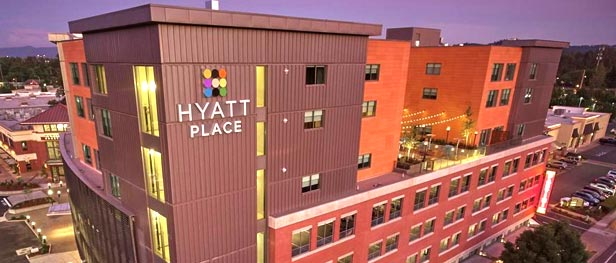 Hyatt Place Eugene Oregon
