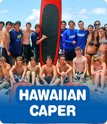 Hawaiian Caper Rein Summer Teen Tour