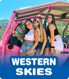 Western Skies Rein Summer Teen Tour